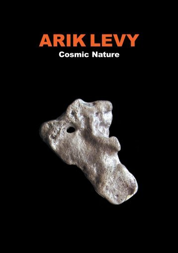 Arik Levy Cat 2007 COVERS revis - ROVE