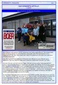 VORWÄRTS-MAGAZIN - DJK Vorwärts Lette eV - Page 7
