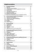 Bedienungsanleitung - Rowi - Page 3