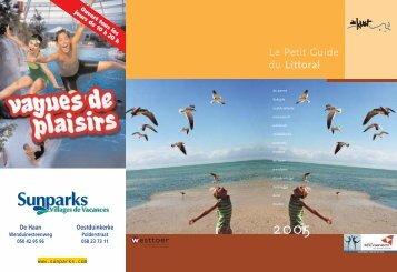 Le petit guide du littoral (format PDF) - Voo