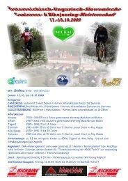 Ort - Canicross - Bikejöring Austria