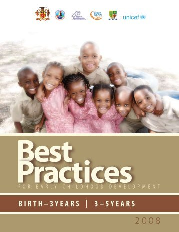 Best Practices - The Early Childhood Commission
