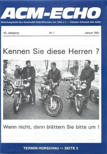 Kennen Sie diese Herren - ACM Automobilclub München von 1903 ...