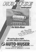 Rennprogramm - ACM Automobilclub München von 1903 e. V. - Seite 4