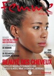 TOUTES LES NOUVELLES TENDANCES 2010 ... - Femme Mag