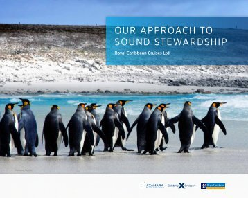 Our Approach to Sound Stewardship (PDF) - Royal Caribbean ...