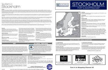 STOCKHOLM - Royal Caribbean International