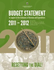 The Budget - The Royal Gazette