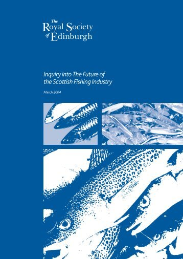 The Scottish Fishing Industry - The Royal Society of Edinburgh