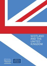 Scotland and the United Kingdom - The Royal Society of Edinburgh