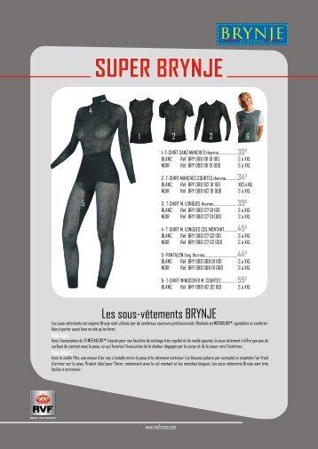 SUPER BRYNJE - Royal Velo France
