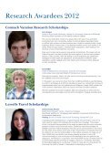 RSE Research Awards Reception - The Royal Society of Edinburgh - Page 7