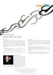 Pressemitteilung - Royal VKB