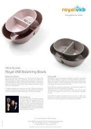 Press Release - Royal VKB