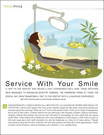 Service With Your Smile - Cosmetic Dentist NY