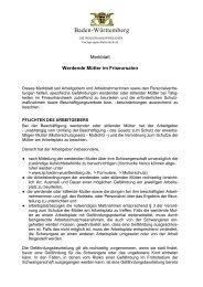 Werdende Muetter im Friseursalon [PDF, 64.66 KB] - Baden ...