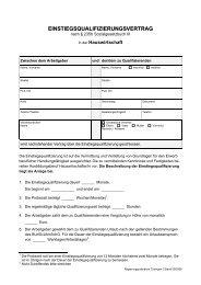 Einstiegsqualifizierungsvertrag (PDF, 87 KB)