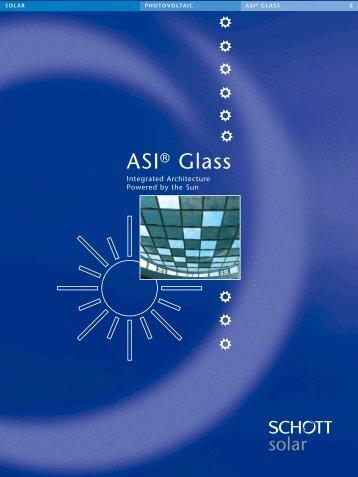 ASI® Glass - Energy Options
