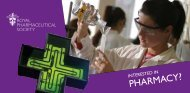 PHARMACY? - Royal Pharmaceutical Society
