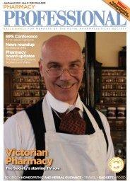 victorian Pharmacy - Royal Pharmaceutical Society