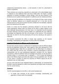 RPS Response to to Ed Standards Consultation - Royal ... - Page 2