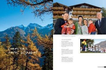 Panorama Hotel Alphubel - Best of Swiss Gastro