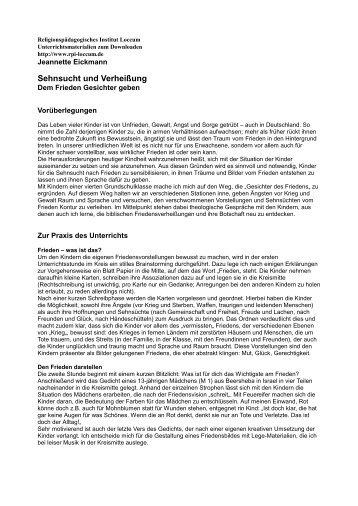 PDF-Format ungepackt, 116 KB - Religionspädagogisches Institut ...