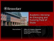 Academic Advising: An Emerging and Evolving Field of Study