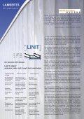 LAMBERTS - Bendheim Wall Systems - Page 7