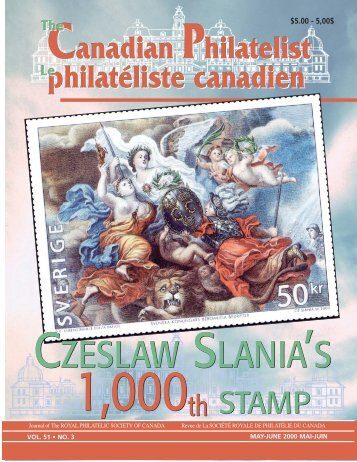 Phil May/June-pages - The Royal Philatelic Society of Canada