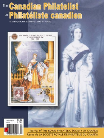 Canadian Philatelist Philatéliste canadien - The Royal Philatelic ...