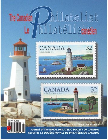 PhilatelistPages(Final)-J/A 03 - The Royal Philatelic Society of Canada