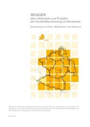 READER über Netzwerke und Projekte der Fachkräftesicherung im ...