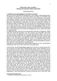 """1 """"Führe mich, o Herr, und leite…"""" Führung und ... - RPZ Heilsbronn"""