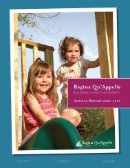 pdf file format - Regina Qu'Appelle Health Region