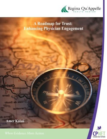 A Roadmap for Trust: Enhancing Physician Engagement