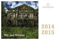 Theater Baden-Baden Spielzeitheft 2014/2015