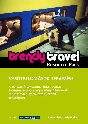 Vasútállomások tervezése - Trendy Travel