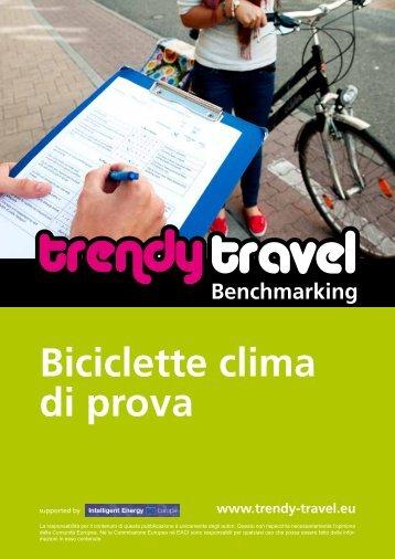 Biciclette clima di prova - Trendy Travel