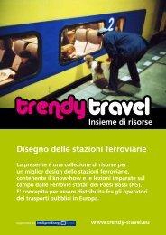 Disegno delle stazioni ferroviarie - Trendy Travel