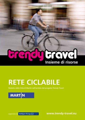 rete ciclabile - Trendy Travel
