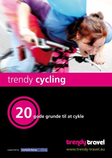 trendy cycling - Trendy Travel