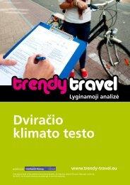 Dviračio klimato testo - Trendy Travel