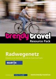 Radwegenetz - Trendy Travel