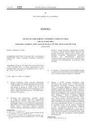 Decyzja nr 1/2006 Komitetu Współpracy Celnej WE? - EUR-Lex