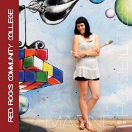 Imaginethe - Red Rocks Community College