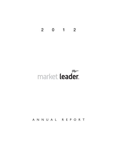 Annual Report - RR DONNELLEY FINANCIAL