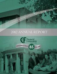 2012 - RR DONNELLEY FINANCIAL