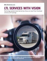 LTL Services - RR Donnelley
