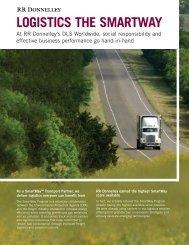 SmartWay TM Logistics - RR Donnelley